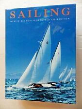 10 Vintage Mystic Seaport  Rosenfeld collection  Note Cards  With Envelopes
