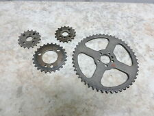 08 BMW R 1200 GS R1200 1200GS R1200GS cam timing chain sprockets gears