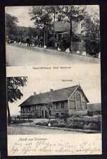 95844 AK Krosno Krossen Crossen Kr. Preußisch Holland Ostpreußen 1911 Molkerei