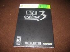 XBOX 360 MARVEL VS CAPCOM 3 FATE OF TWO WORLDS GAME NEW