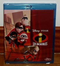THE INCREDIBLE - THE INCREDIBLES - DISNEY - PIXAR - NEW - SEALED - DRAWINGS