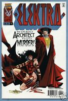 Elektra #4 1997 Marvel Comic Mike Deodato Jr Dr Strange