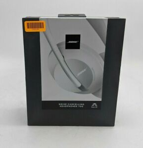 Bose Noise Cancelling Headphones 700 Luxe Silver - SH3021
