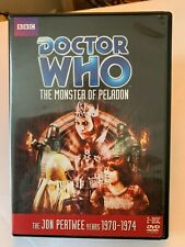 Doctor Who - The Monster of Peladon Story No. 73 Jon Pertwee New DVD 1974