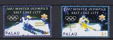 Palau 2002 giochi olimpici Salt Lake City (II)mnh