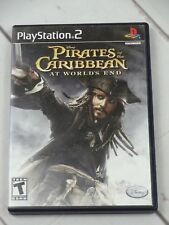 PlayStation 2 : Pirates of the Caribbean: At Worlds End Video Games - G121