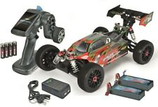 Virus Carson 4.1 4s BRUSHLESS 4wd BUGGY 2.4ghz RTR 1:8