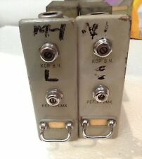 Lomo  Kinap vintage tupe microphone preamp UP-4