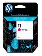 HP 11 Magenta InkJet Cartridge (28ml) (C4837AE)