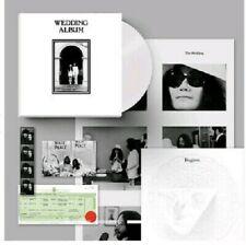 John Lennon / Yoko Ono - Wedding Album (White VINYL) New