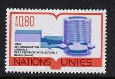 United Nations - Geneva 64 MNH WIPO, Patents, Architecture