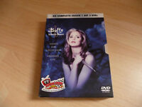 DVD Box Buffy - Im Bann der Dämonen - Season One Collection Episoden 1 - 12