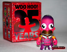 Mr Sparkle Kaiju Chase 1/120 - Simpsons Anniversary Mini Series - Kidrobot New