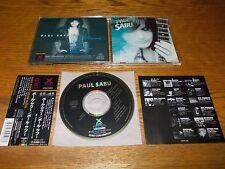 LEON'S SALE:PAUL SABU-ST 1994 CD JAPAN OBI ZERO  XRCN-1197 ONLY CHILDBISS