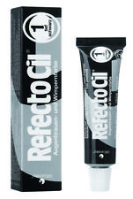 Refectocil Eyelash & Eyebrow Tint - Black - 15ml *Australian Seller