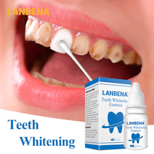 Teeth Care Whitening Essence Powder Oral Hygiene Cleaning Serum Tooth Bleaching
