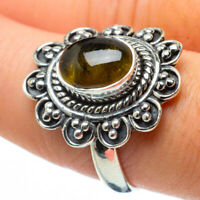 Labradorite 925 Sterling Silver Ring Size 8.5 Ana Co Jewelry R29309F