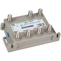 Electroline EDA2500MMA 4-port RF/CATV Distribution Amplifier