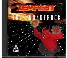 Tempest the Soundtrack CD Atari RARE