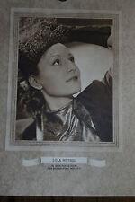Lola Müthel--Poster-Plakat- In dem Terra Film -Der Polizeifunk - 26,5 x 37,0