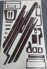 2002-2005 Audi A4 Auto Transmission GM Walnut 2D Dash Trim Kit - Superior Dash