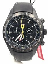 Watch Scuderia Ferrari Chrono Swiss Made FE07KK/490 44mm on Sale New