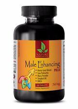 Testosterone booster for men sex - MALE ENHANCING PILLS - Niacin - 1 Bottle