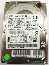 """IBM DKLA-23240   3,250GB   alte IDE Festplatte für Laptops   2,5""""►mit Rechnung"""