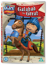 Mike the Knight: Galahad the Great DVD (2012) Mike the Knight cert U ***NEW***