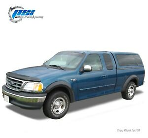 Extension Style Paintable Fender Flares Fits Ford F-150 1997-2003 Styleside Only