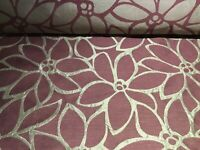 VILLA NOVA...FABRIC...PALAMPORE...Silk Blend for Curtains/cushions/upholstery