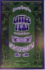 Little Feat | Avalon Ballroom | Orig. 2003 Concert Poster | Signed by the Artist
