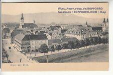 Kleinformat Ansichtskarten vor 1914 aus der Steiermark