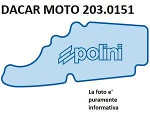 203.0151 FILTRO ARIA POLINI VESPA 125/150 LX (LEADER)
