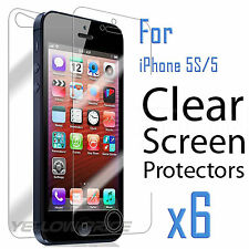 Premium High Definition Ultra Clear Screen protector [12-Pack]- Retail Packaging