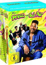 DER PRINZ VON BEL-AIR, die komplette Serie (Will Smith) 23 DVDs NEU+OVP