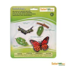 Life Cycle Of A Monarch Butterfly Safari Ltd NEW Toys Educational Figurines Kids