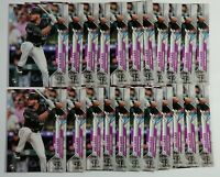 2020 Topps Series 1 SAM HILLIARD RC #17 22 card investment lot Colorado Rockies