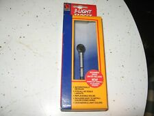 HO SCALE 3 LITE TARGET SIGNAL W / SWITCH LITED NEW # 1263 3 COLORS LIFE LIKE