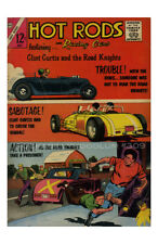 New Hot Rod Poster 11x17 Cover Art Hot Rod and Racing Cars Comic