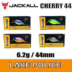 JACKALL BROS. CHERRY 44 LAKE POLICE FLOATING CRANK BAIT 44mm / 6.2g / Depth 1.5M