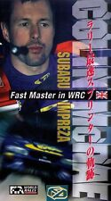 [VHS] COLIN McRAE Fast Master in WRC SUBARU IMPREZA 555 prodrive GC8 Japan