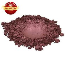 DEEP RUSSET RED BROWN LUXURY MICA COLORANT PIGMENT POWDER COSMETIC GRADE 2 OZ
