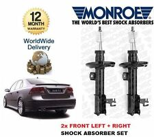 FOR SAAB 9-3 93 BERLINA 2002-> NEW 2x FRONT LEFT + RIGHT SIDE SHOCK ABSORBER SET