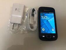 Samsung Galaxy GIO GT-S5660 - Dark (Unlocked) Smartphone