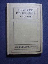 Histoire De France [Hardcover] 1919by Ernest Lavisse; Marguerite Clement; Teresa