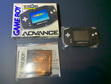 "Nintendo GameBoy Advance Black Toys""r""us Game Boy New Open Box"
