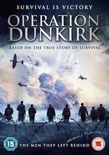 Operation Dunkirk DVD Rating 15 Region 2 Postage