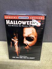 Halloween 5: Revenge of Michael Myers (DVD, 1989) New