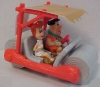 THE FLINTSTONES CAR MOBILE KINDER SURPRISE MAXI TOY HANNA BARBERA COLLECTIBLES